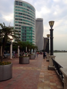 Guayaquil Waterfront